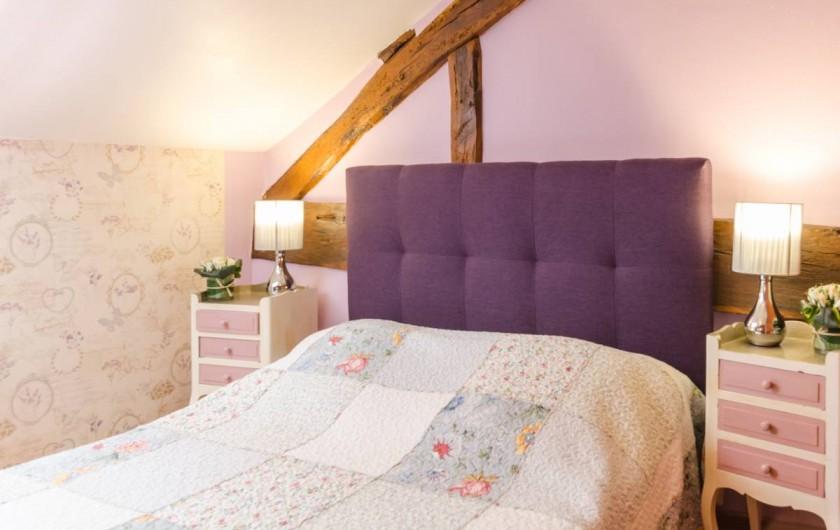 Location de vacances - Gîte à Baroville - Chambre double