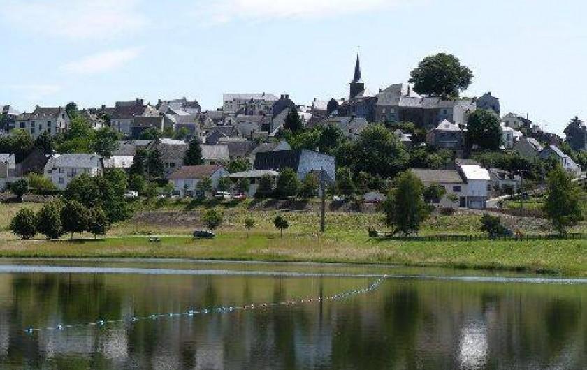 Location de vacances - Gîte à La Tour-d'Auvergne - La Tour d'Auvergne