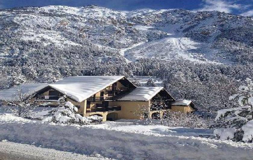 Location de vacances - Chalet à Val-des-Prés