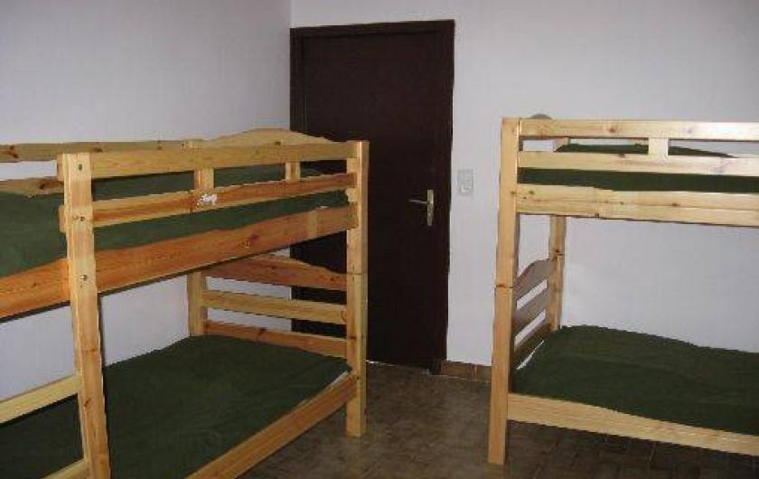 Location de vacances - Appartement à Saint-Jean-d'Arves - Chambre n°3
