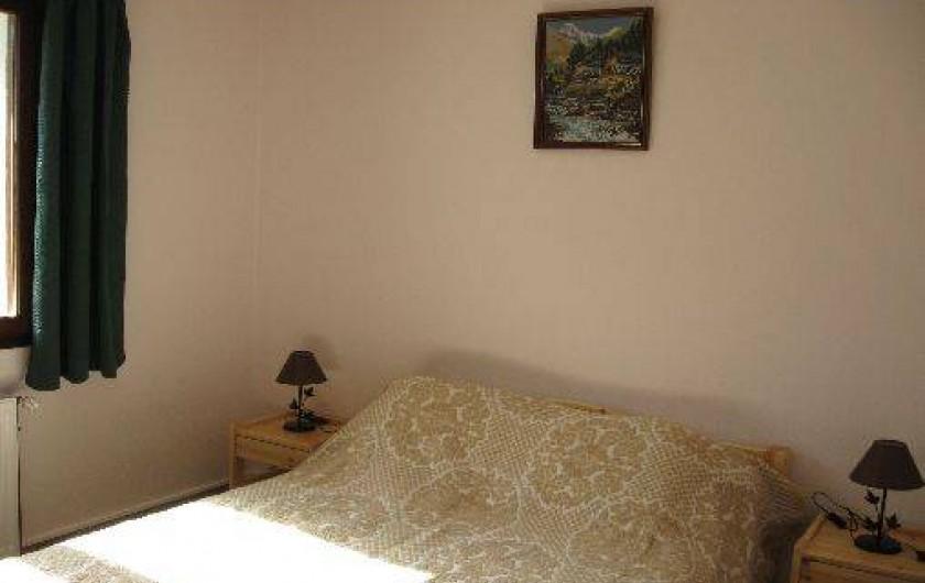 Location de vacances - Appartement à Saint-Jean-d'Arves - Chambre n°2
