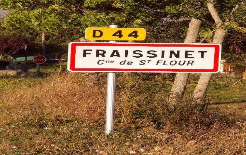 Location de vacances - Chalet à Saint-Flour