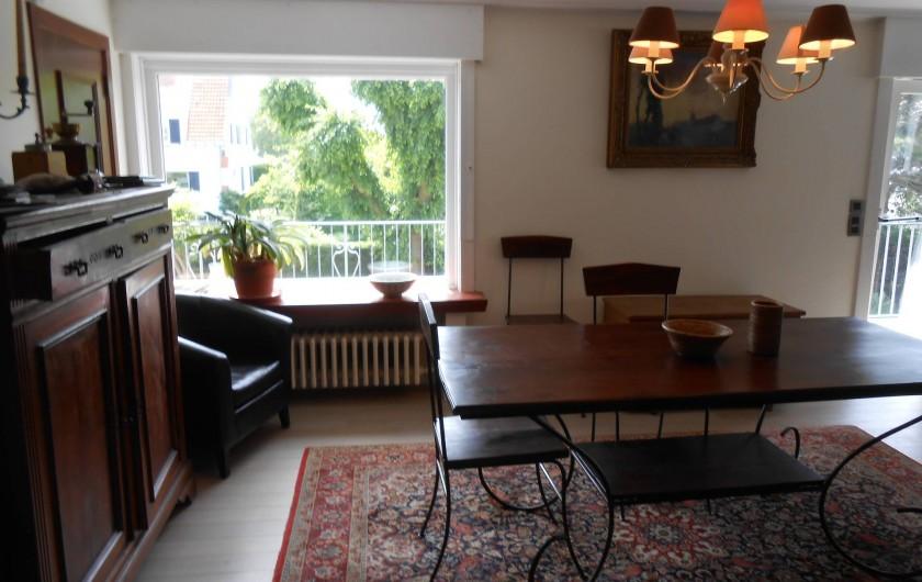Location de vacances - Appartement à Le Zoute