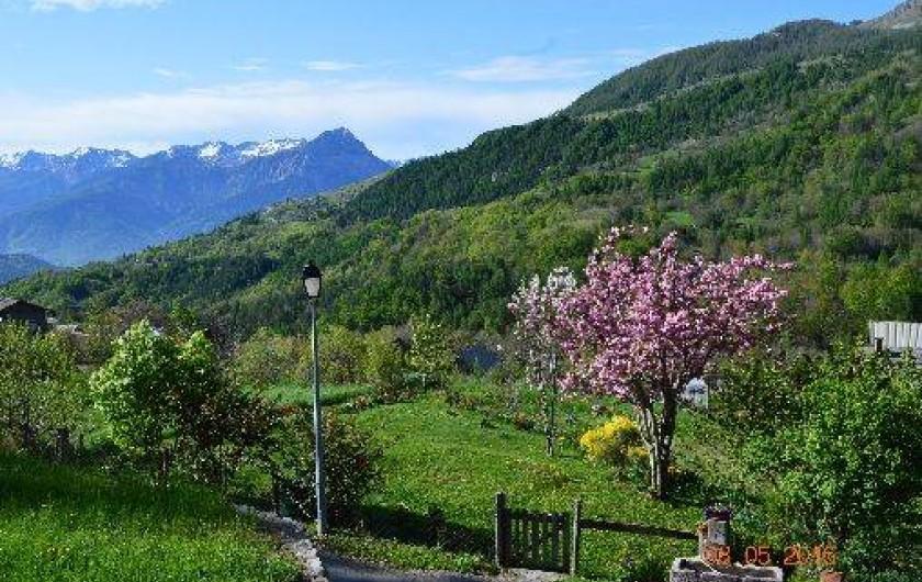 Location de vacances - Villa à Réallon