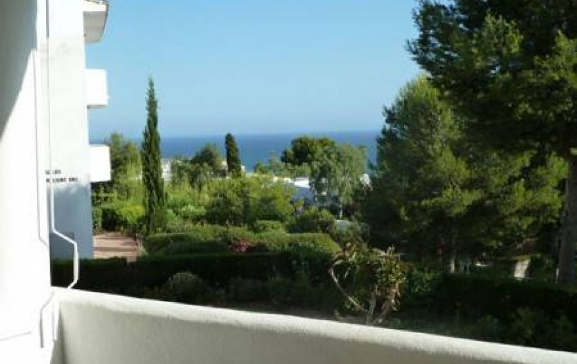 Location de vacances - Appartement à Malaga - terras view