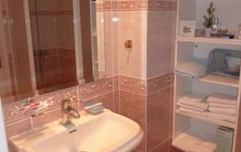 Location de vacances - Appartement à Malaga - bathroom part1