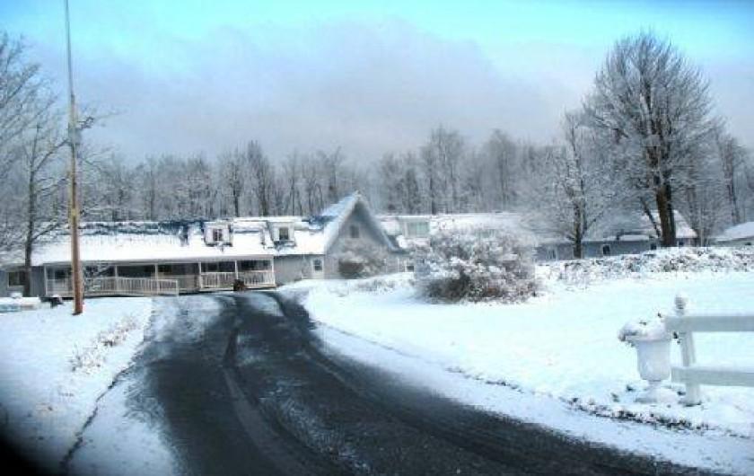 Location de vacances - Chalet à Dudswell