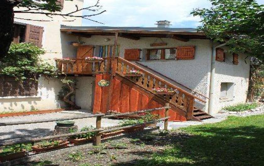 Location de vacances - Gîte à Bramans