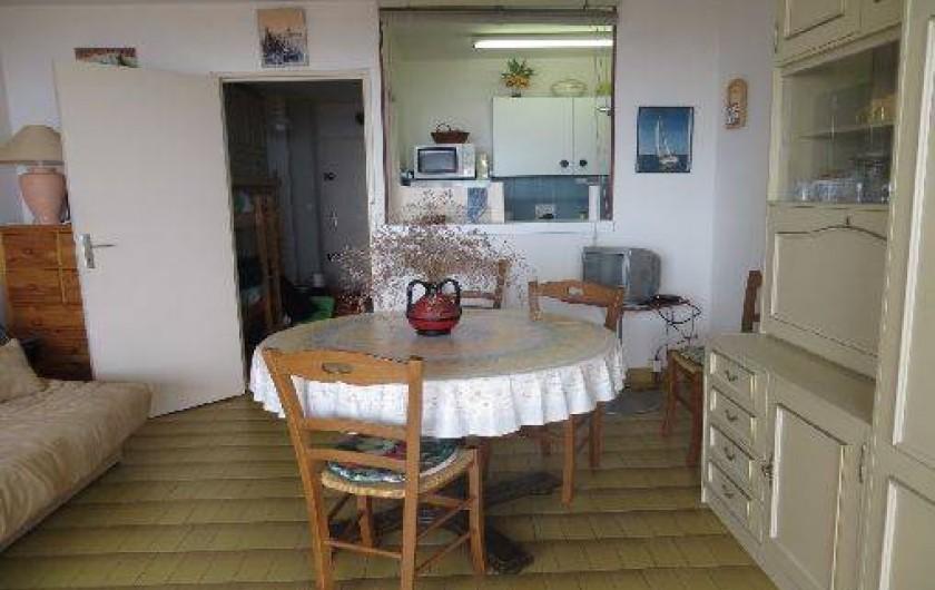 Location de vacances - Studio à Le Grau-du-Roi