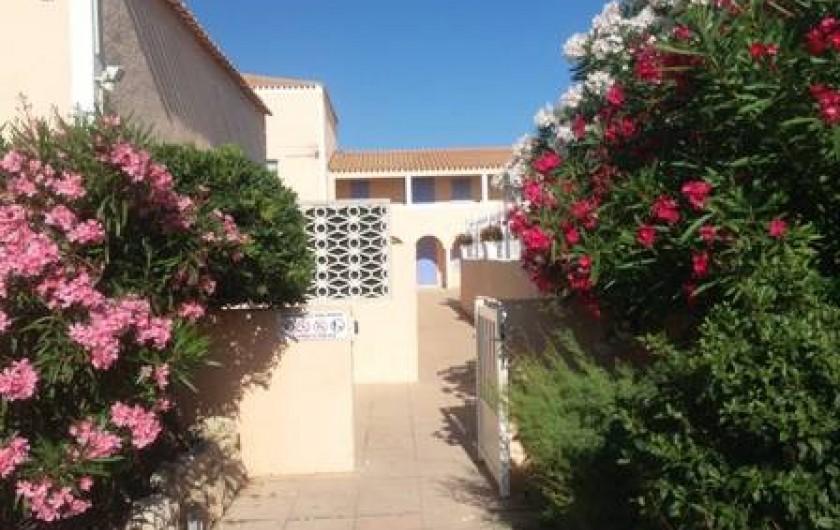 Location de vacances - Appartement à Le Barcarès - Résidence Hacienda