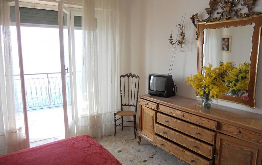 Location de vacances - Appartement à Ospedaletti - Chambre nr. 1