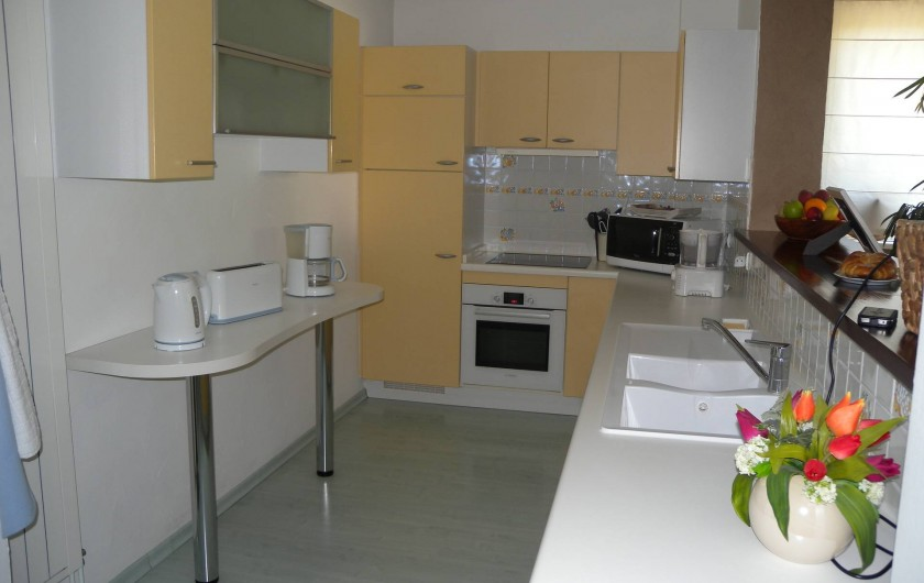 Location de vacances - Appartement à Lingolsheim