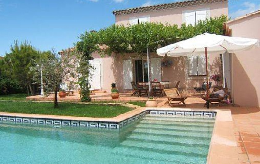 Location de vacances - Villa à Orange