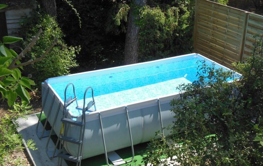 Location de vacances - Villa à Le Thoronet