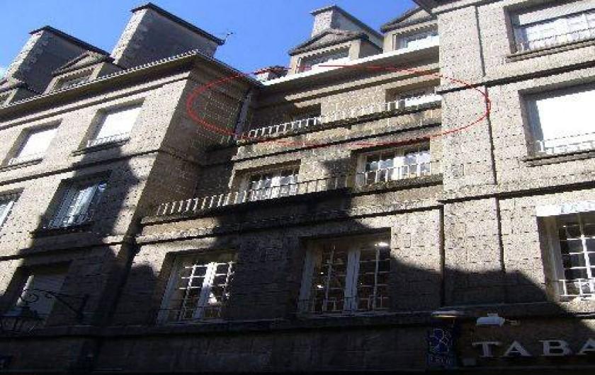 Location de vacances - Studio à Saint-Malo