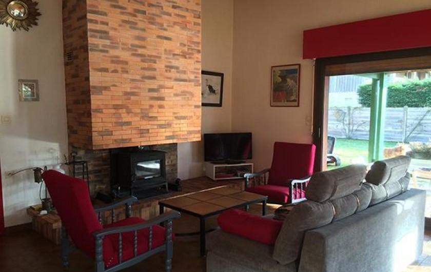 Location de vacances - Maison - Villa à Vielle-Saint-Girons - La Maison du Lac