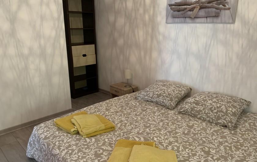 Location de vacances - Villa à Barjac - Chambre 4