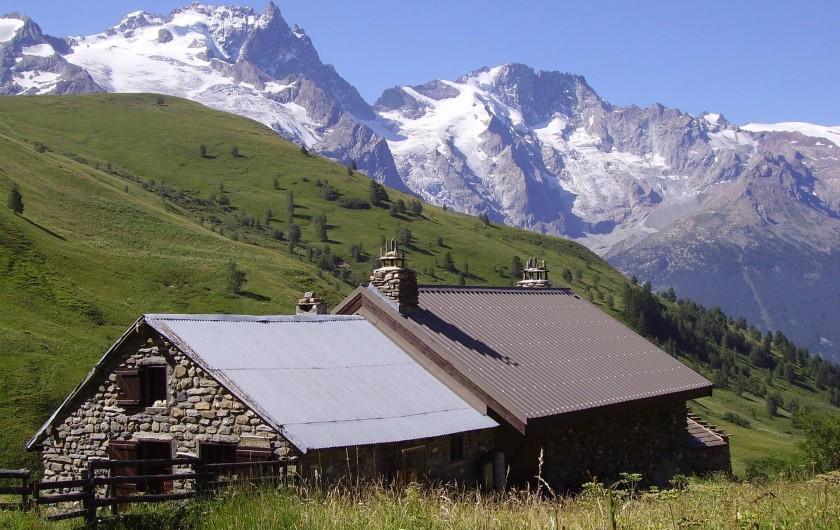 Location de vacances - Studio à La Grave - Valfroide