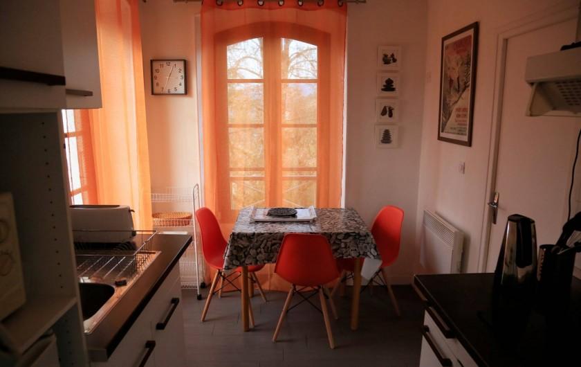Location de vacances - Villa à Aix-les-Bains - studio 1