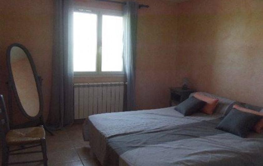 Location de vacances - Gîte à La Motte-d'Aigues