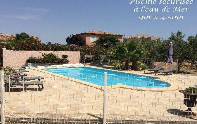Location de vacances - Villa à Pinet