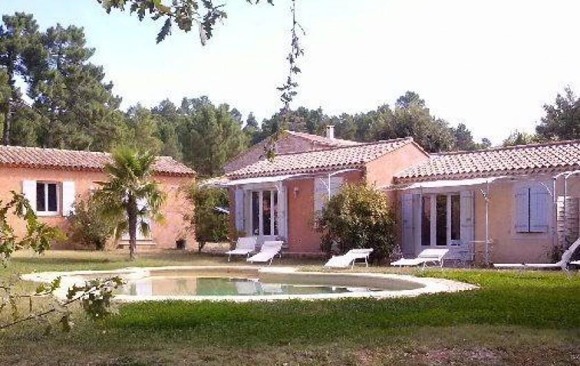 Location de vacances - Gîte à Roussillon