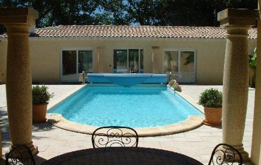 Location de vacances - Mas à Arpaillargues-et-Aureillac