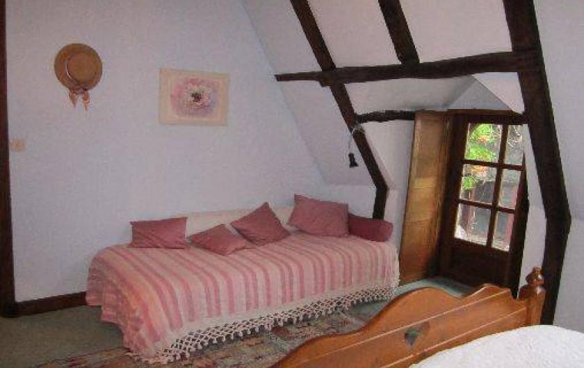 Location de vacances - Gîte à Montrichard - la même  chambre
