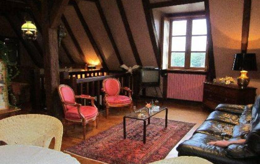 Location de vacances - Gîte à Montrichard - Grande salle