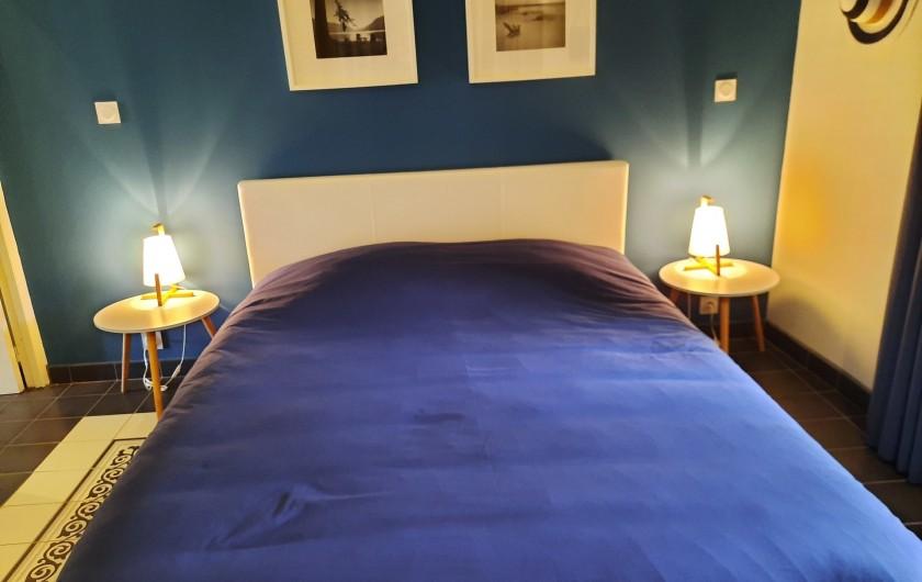 Location de vacances - Appartement à Montagnac - la chambre
