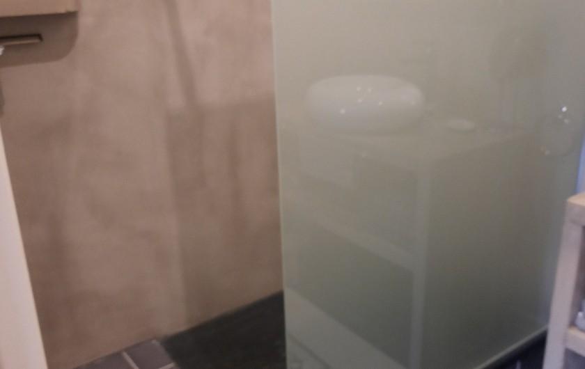 Location de vacances - Appartement à Montagnac - La douche