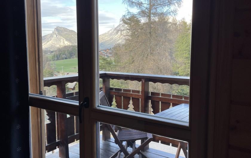 Location de vacances - Chalet à La Joue du Loup - Chalet Céline - Pièce de vie