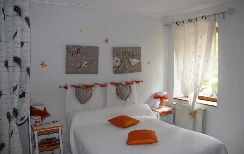 Location de vacances - Chambre d'hôtes à Étoile-sur-Rhône - chambre romance