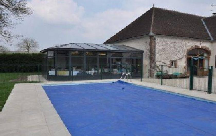 Location de vacances - Gîte à Neuvy-Sautour