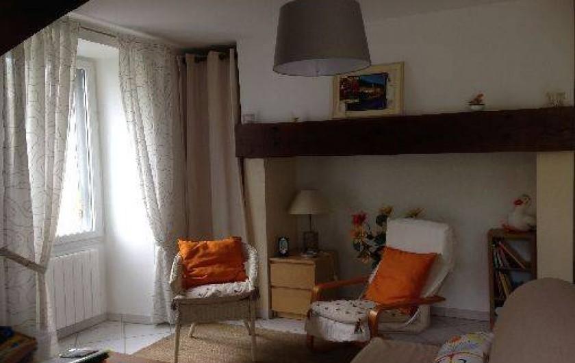 Location de vacances - Gîte à Corgnac-sur-l'Isle - Salon