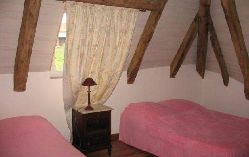 Location de vacances - Chambre d'hôtes à Camps-Saint-Mathurin-Léobazel