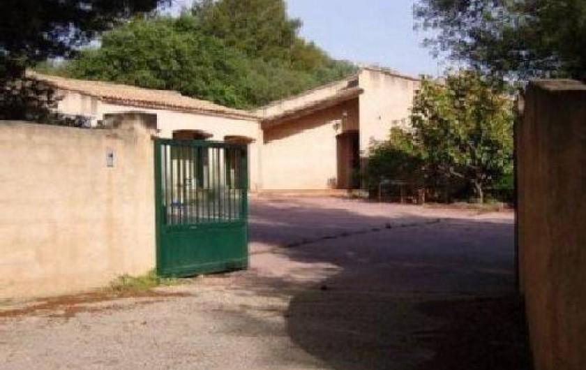 Location de vacances - Villa à La Valette-du-Var