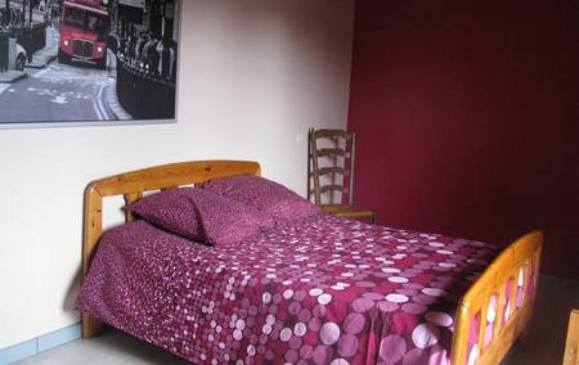 Location de vacances - Maison - Villa à Le Bourg-d'Oisans - Chambre 1