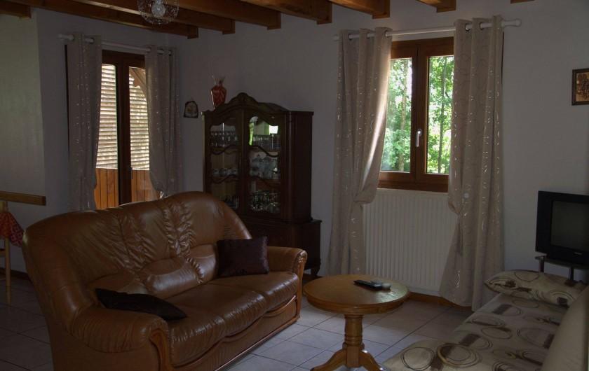 Location de vacances - Chalet à Le Bonhomme