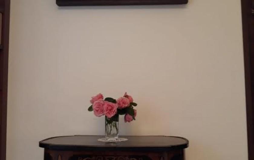 Location de vacances - Chambre d'hôtes à Saint-Martin-le-Vieil - Un bouquet