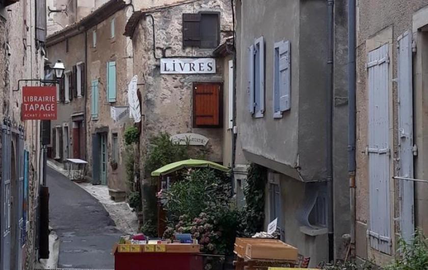 Location de vacances - Chambre d'hôtes à Saint-Martin-le-Vieil - Montolieu, le village du livre