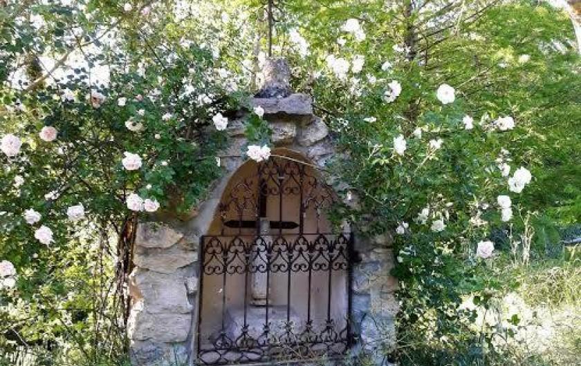 Location de vacances - Chambre d'hôtes à Saint-Martin-le-Vieil - l'Oratoire