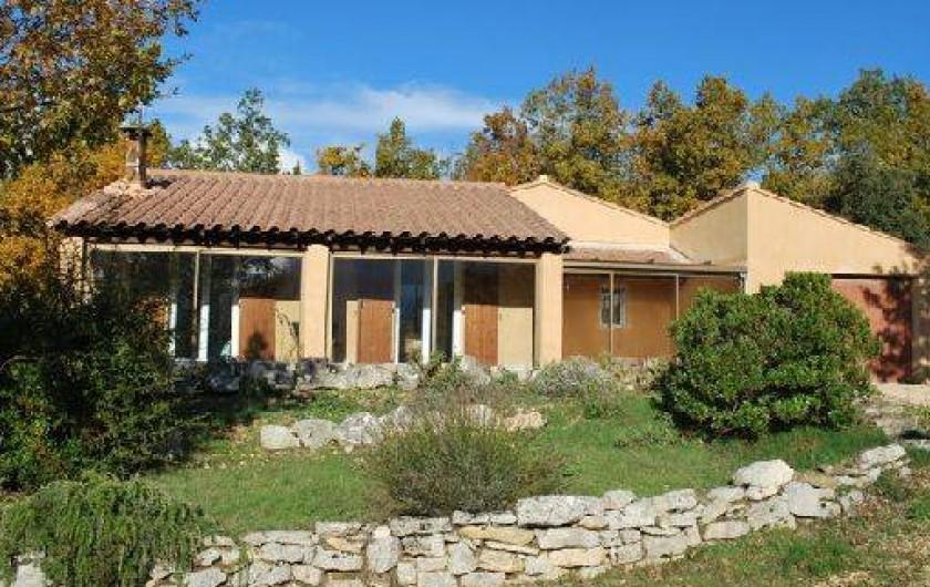 Location de vacances - Villa à Caseneuve