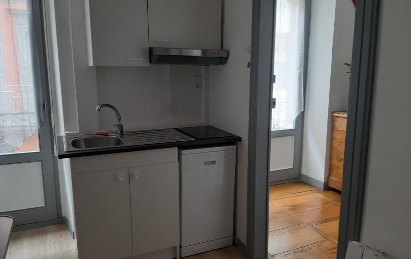 Location de vacances - Appartement à Cauterets