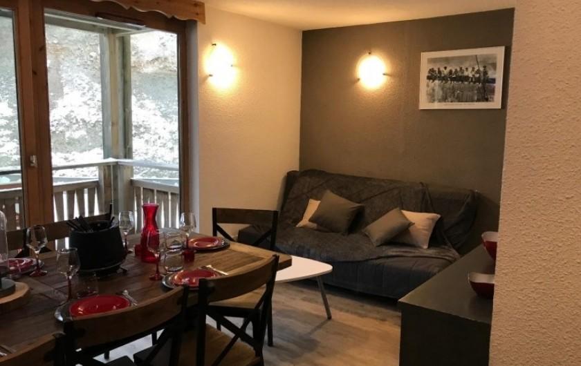 Location de vacances - Appartement à Villarodin-Bourget