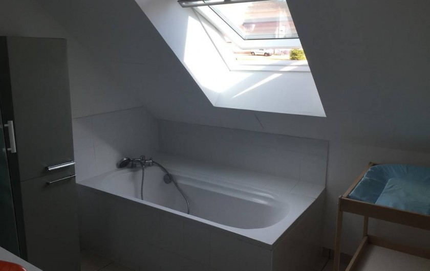 Location de vacances - Maison - Villa à Souvigny-de-Touraine - Salle de bain