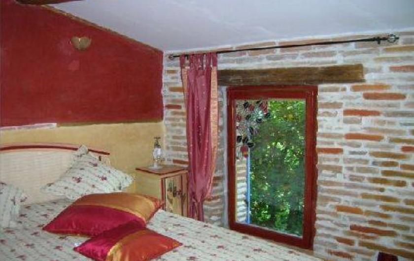 Location de vacances - Gîte à Montbrun-Lauragais