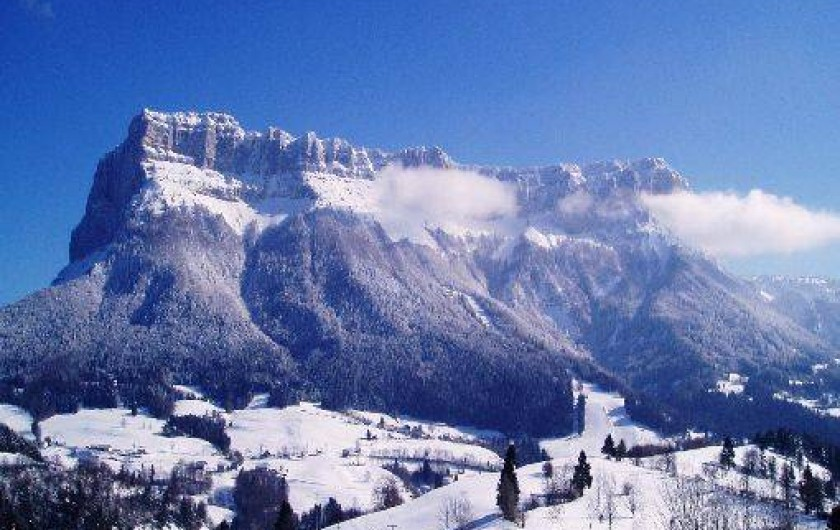 Location de vacances - Chalet à Chapareillan
