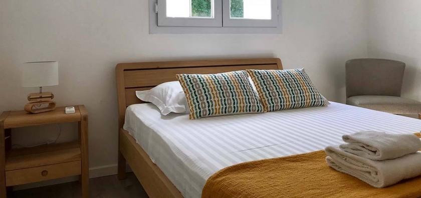 Chambre lit 140 avec climatisation