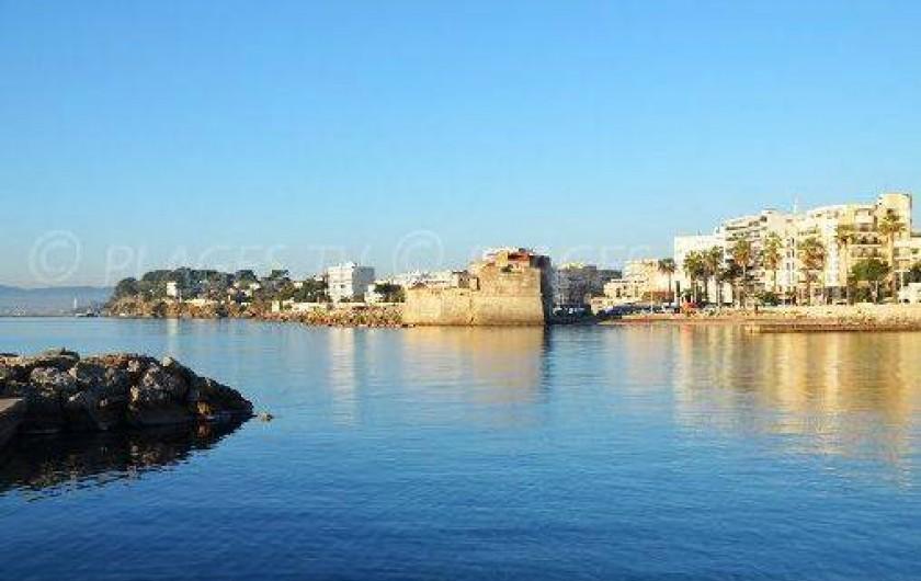 Location de vacances - Appartement à Toulon - SAINT LOUIS